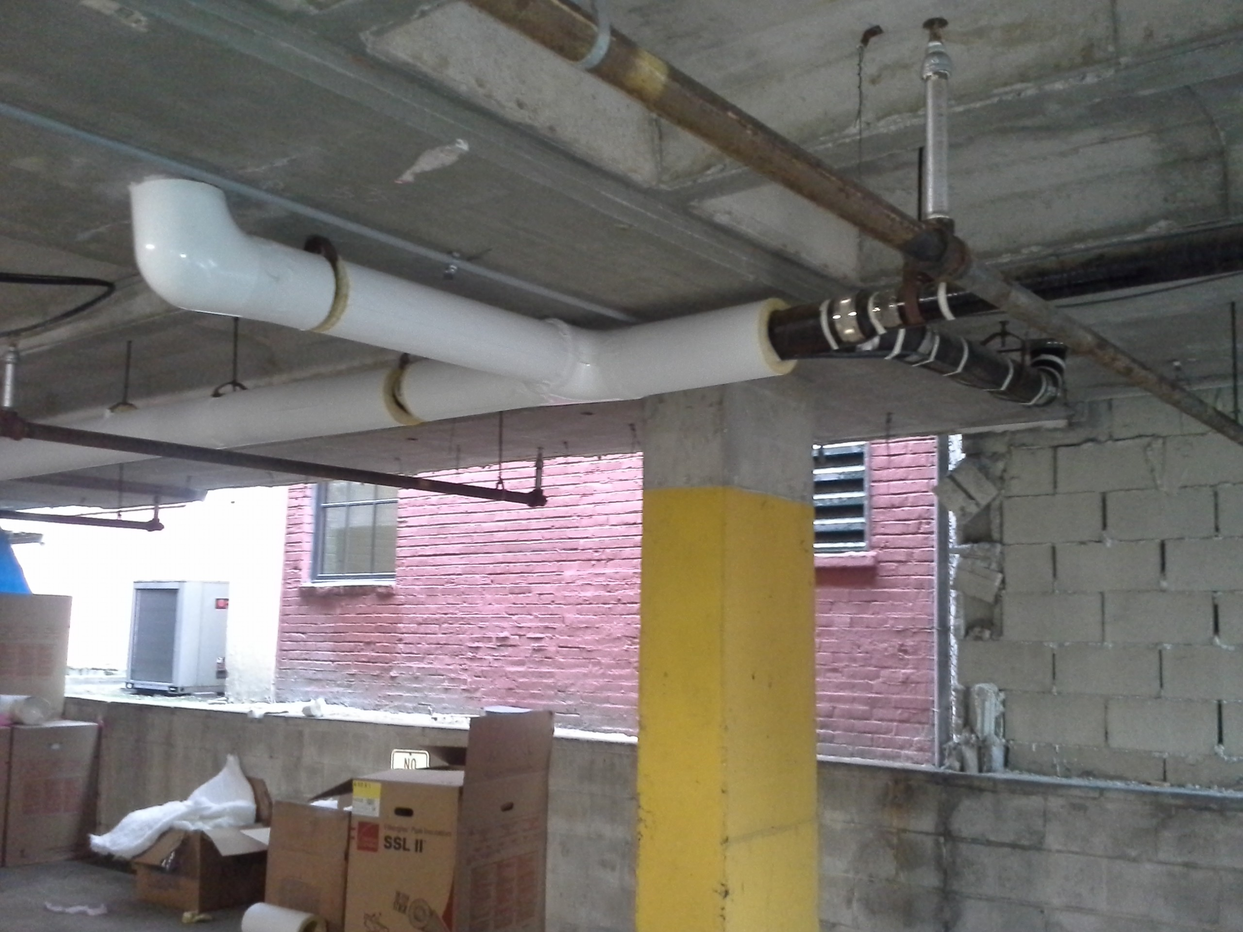 Pipe Insulation Installers Installations For Pipe