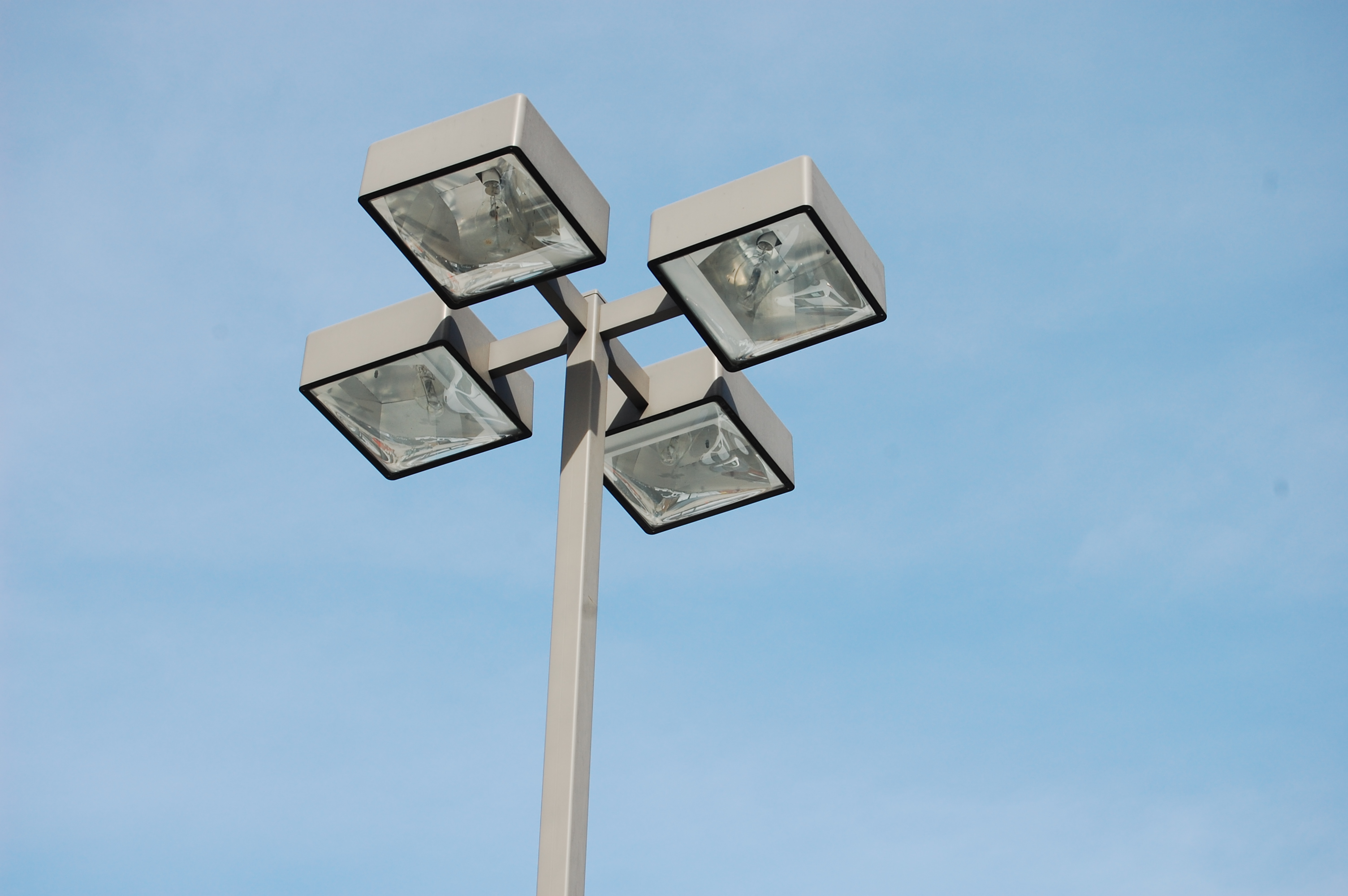 Lighting And High Reach Electrical Service Poles For