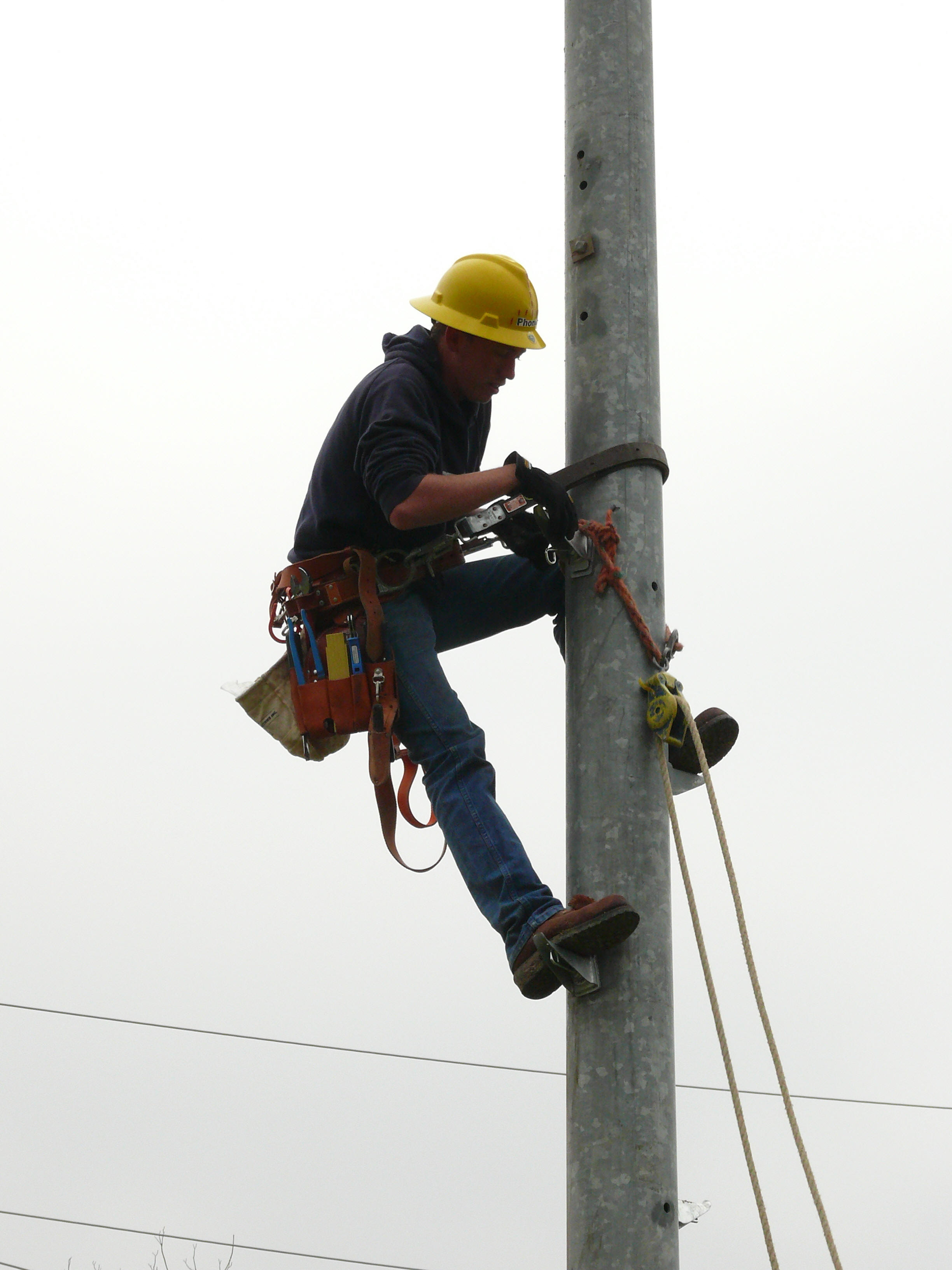 Utility Poles Install Or Replace Privately Owned Utility